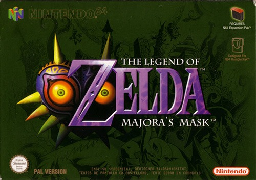 ▷ Play The Legend of Zelda: Majora's Mask on Nintendo 64 (N64