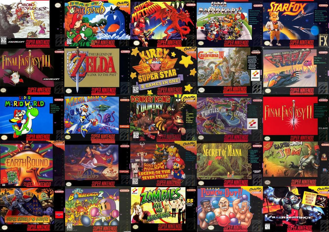 Play Nes Games Online