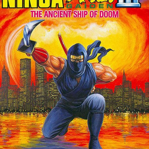 Ninja Gaiden 3: The Ancient Ship of Doom