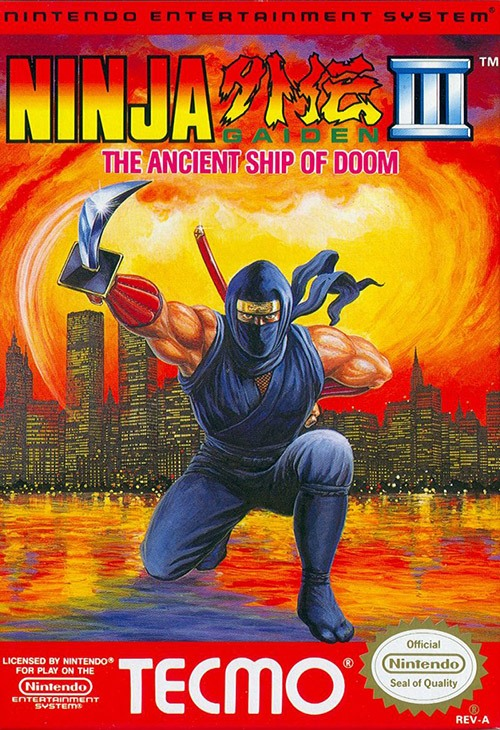 Ninja Gaiden 3: The Ancient Ship of Doom