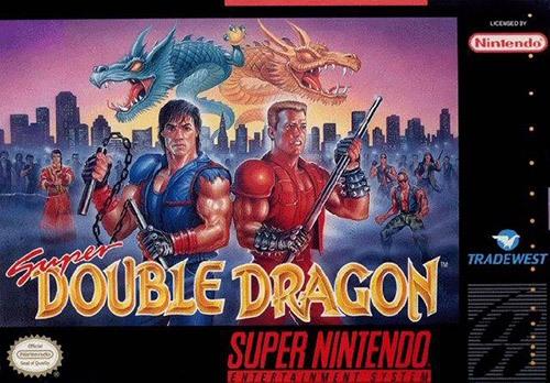 Play Super Double Dragon Online Free Snes Super Nintendo