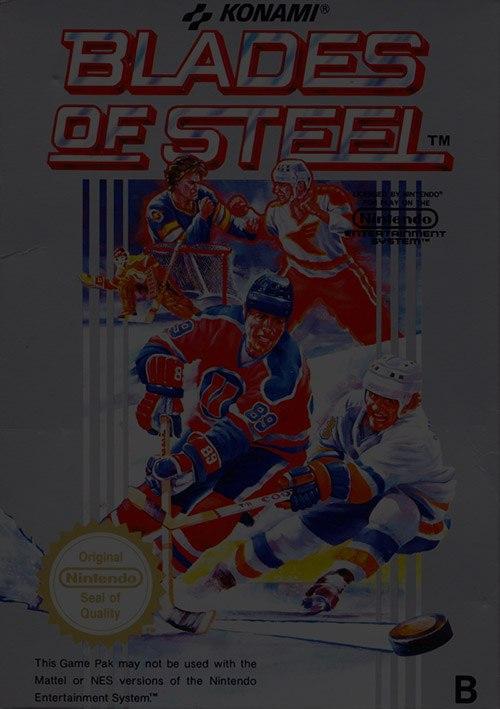 Blades of Steel - Nintendo NES