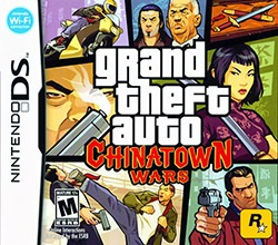 Grand Theft Auto: Chinatown Wars Cover Box
