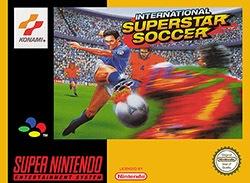 International Superstar Soccer Cover Box