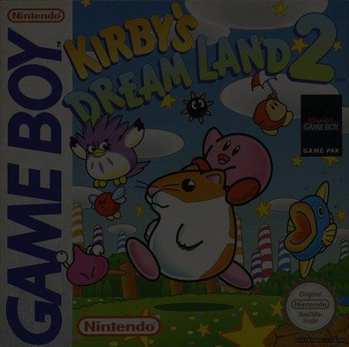 Kirby's Dream Land 2 - Game Boy (GBA)