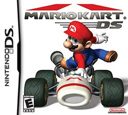 Mario Kart DS Cover Box