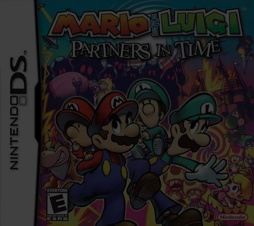 Mario & Luigi: Partners in Time - Nintendo DS (NDS)