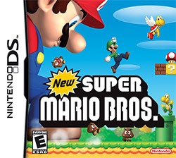 New Super Mario Bros. Cover Box