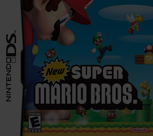 New Super Mario Bros. - NDS Nintendo DS