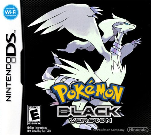 Play Pokemon Black Version Online Free Nds Nintendo Ds