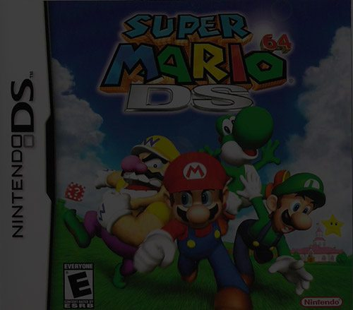 Super Mario 64 DS - NDS