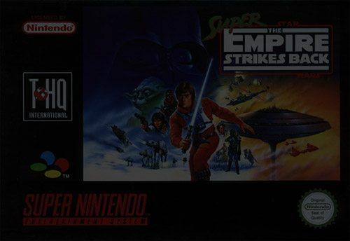 Super Star Wars: The Empire Strikes Back - SNES