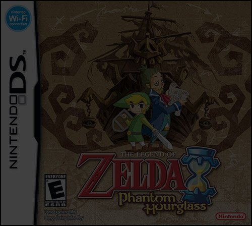 The Legend of Zelda: Phantom Hourglass - NDS Nintendo DS