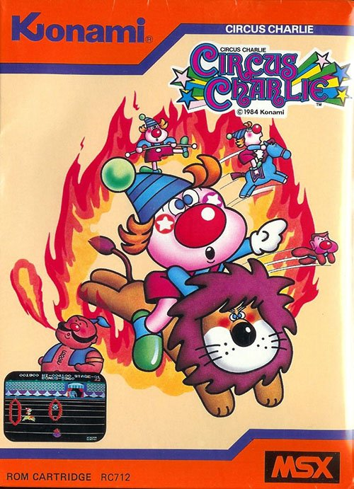 ▷ Play Circus Charlie on Nintendo NES | Emulator Online
