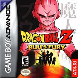 Dragon Ball Z: Buu's Fury Cover Box