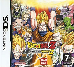 Dragon Ball Z: Supersonic Warriors 2 Cover Box