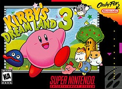 Kirby's Dream Land 3 Cover Box