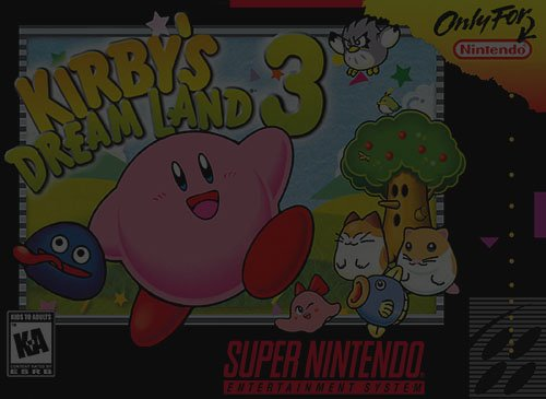 Kirby's Dream Land 3 - SNES Super Nintendo