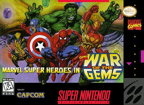 Marvel Super Heroes: War of the Gems