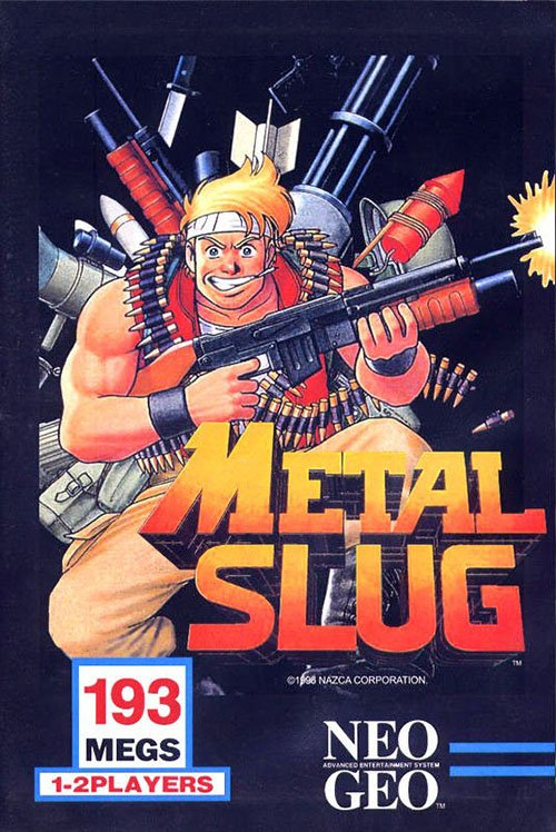 Metal Slug 2: Super Vehicle-001 - Play Game Online