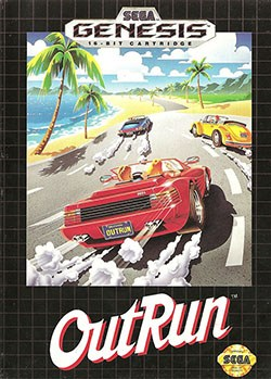 Out Run Cover Box