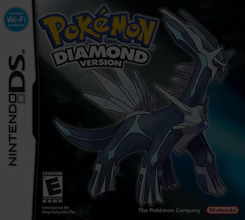 Pokemon Diamond Version - Nintendo DS (NDS)