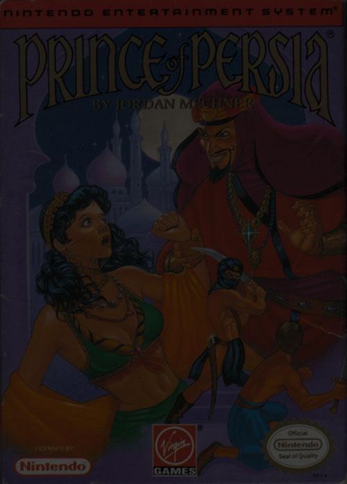 Prince of Persia - Nintendo NES