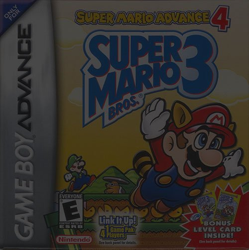 Super Mario Advance 4: Super Mario Bros. 3 - Game Boy (GBA)