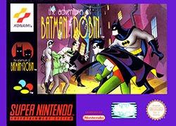 The Adventures of Batman & Robin Cover Box