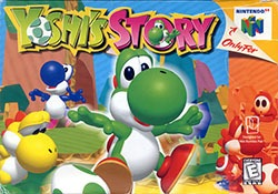 Yoshi's Story Cover Box