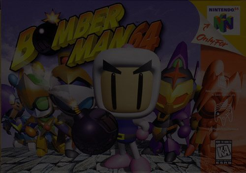 Bomberman 64 - Nintendo 64 (N64)