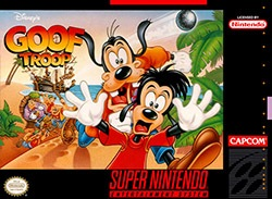 Goof Troop Cover Box