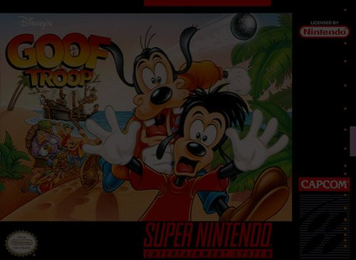 Goof Troop - Super Nintendo (SNES)