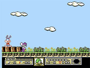 Tiny Toon Adventures Screenshot