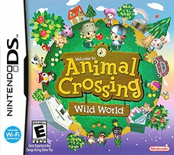 Animal Crossing: Wild World Cover Box