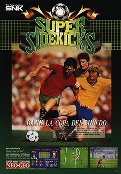 Super Sidekicks Cover Box