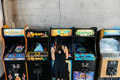 Arcade Online
