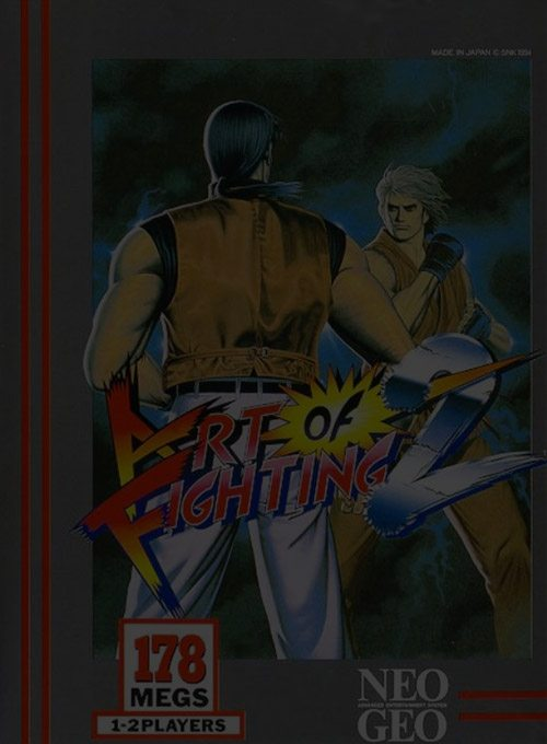 Art of Fighting 2 - Neo Geo