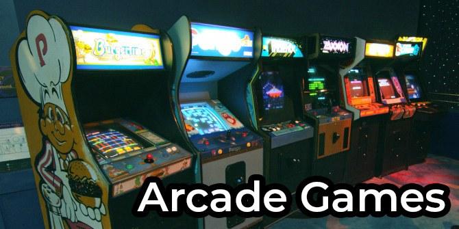 Online Games Arcade