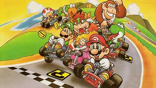 Retro Racing Games
