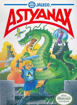 The Astyanax Cover Box