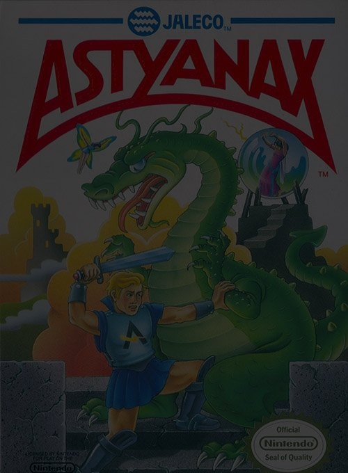 The Astyanax - Nintendo NES