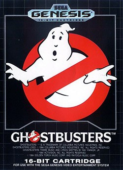 Ghostbusters Cover Box