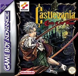 Castlevania: Circle of the Moon Cover Box