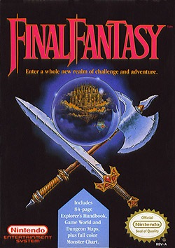 Final Fantasy Cover Box