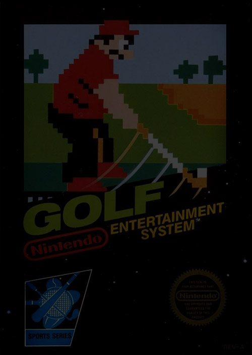 Golf - Nintendo NES