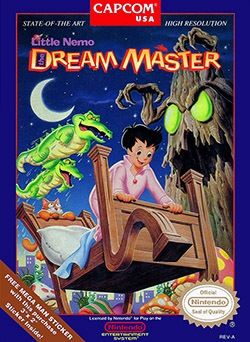 Little Nemo: The Dream Master Cover Box