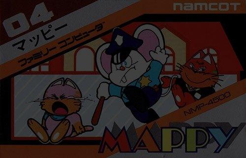 Mappy - Nintendo NES