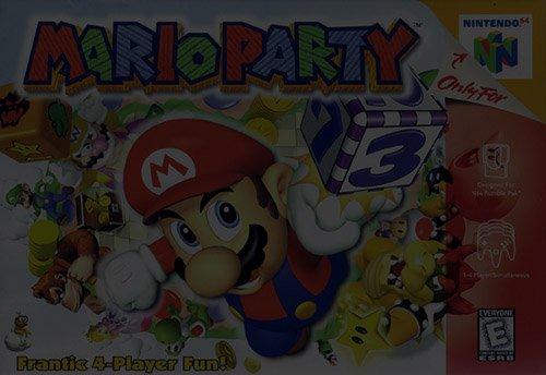 Mario Party - Nintendo 64 (N64)