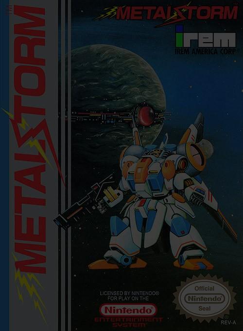 Metal Storm - Nintendo NES